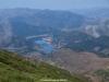 Embalse de Barrios de Luna desde el Cerro Pedroso