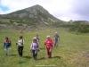 Valle de la Mazorra camino de Lumajo