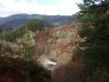 El rio, encima el lugar conocido como el Cabanón