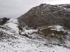 Pico Hibeo desde la Collada Pozabal