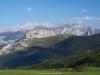 Peña Salón y Picos de Europa desde les Bedules