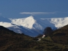 Cumbre nevada del Retriñon