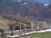 Braña de Villar de Salcedo bajo la ermita del Alba