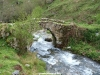 puente sobre el río Duje