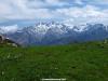 Picos de Europa desde el Pierzu