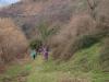 tramo del camino cerca de Linares