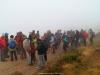 Debido al mal tiempo ruta alternativa por la Pista de Ventana a Ricabo