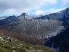 Picos La Carasca y Tiatordos al fondo