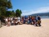 La Curuxa en La Playa de la Isla