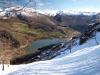 Hermosa vista del valle de Sobrescobio