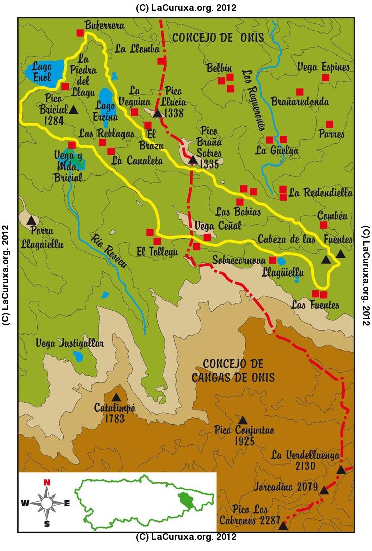 2012-05-05-LAS VEGAS Y MAJADAS DE LOS LAGOS DE COVADONGA
