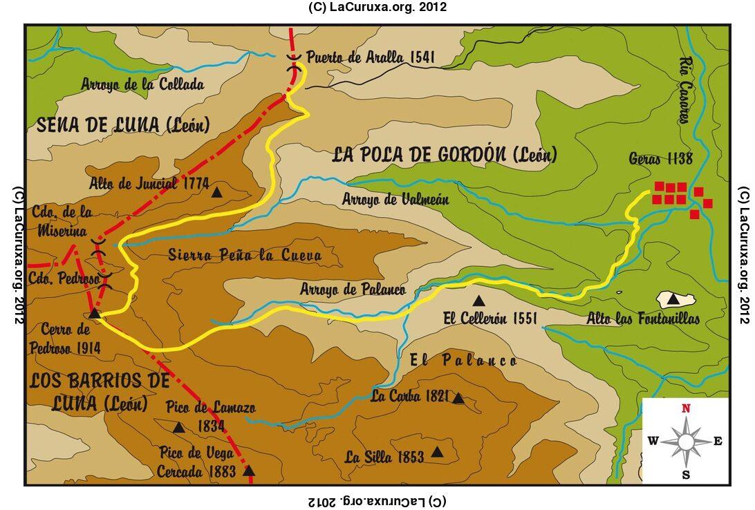2012-09-01-PUERTO ARALLA-PICO CERRO PEDROSO-GERAS DE GORDON